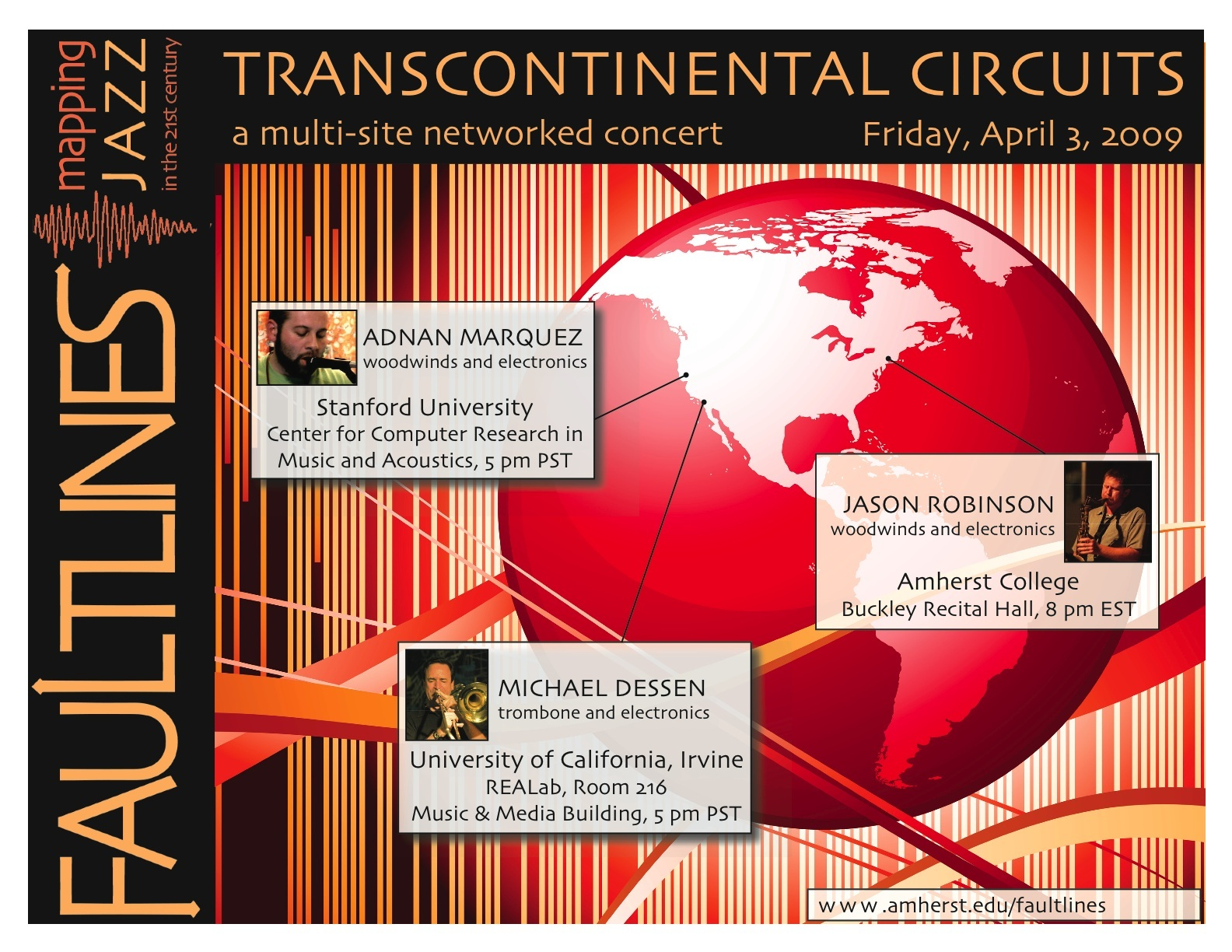 Transcontinental Circuits